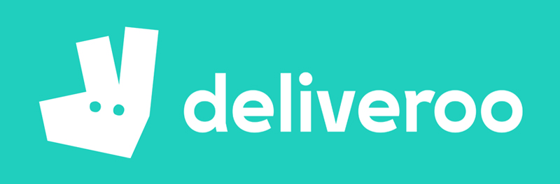 Order through Deliveroo