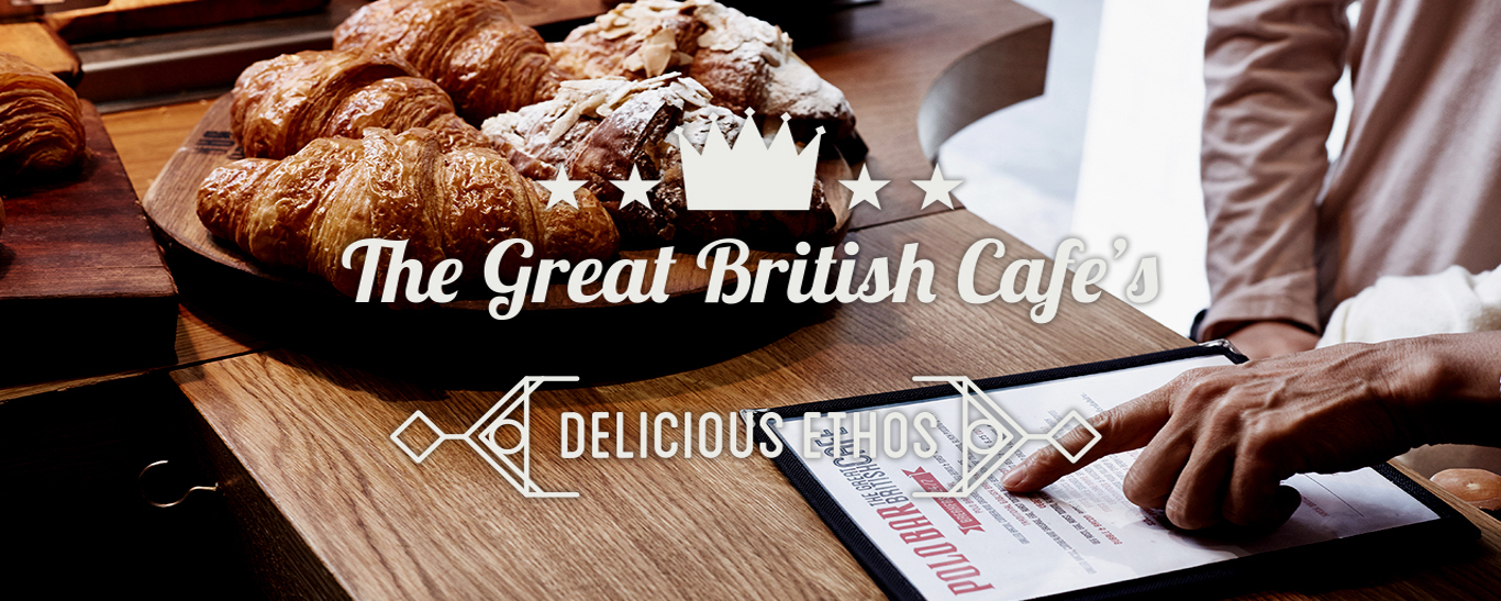 Freshly prepared, homemade Great British Fare